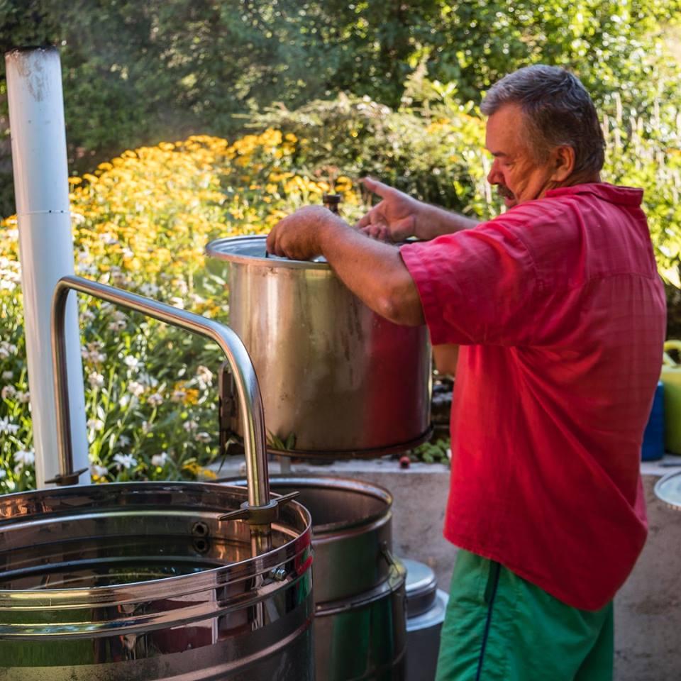 destilacija konoplje by maren